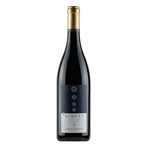 Alois Lageder Mimuet Pinot Noir Riserva Doc 2016