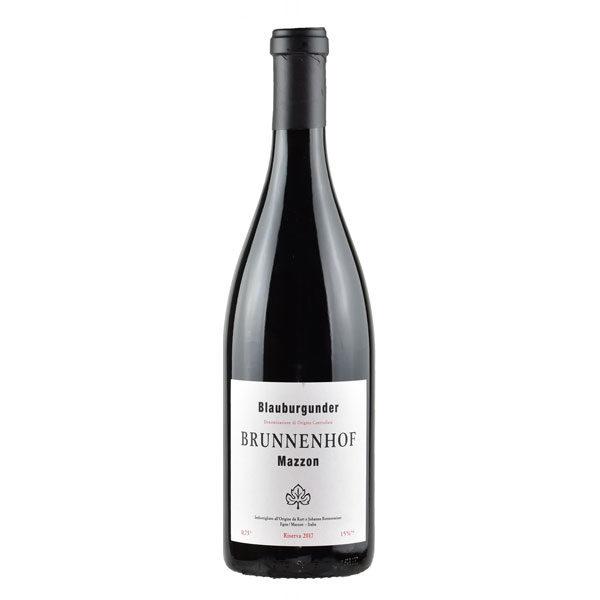 Brunnenhof Mazzon Pinot Nero Riserva Doc 2015