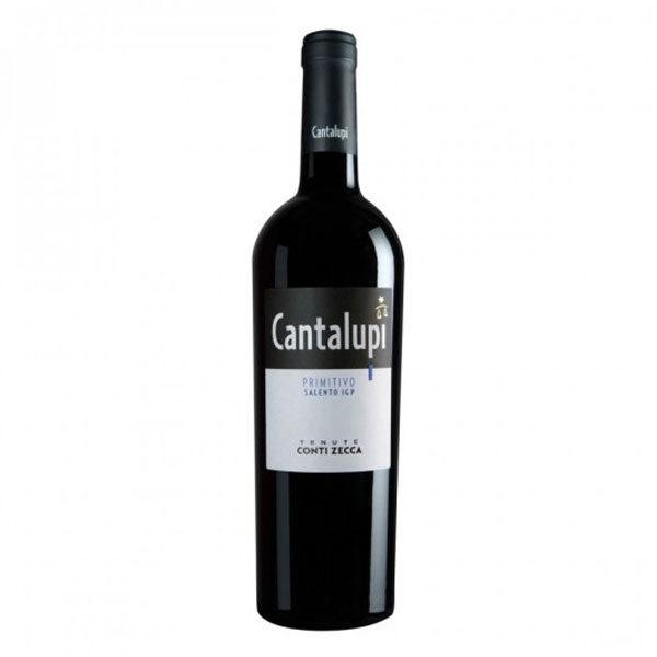 Conti Zecca Cantalupi Primitivo