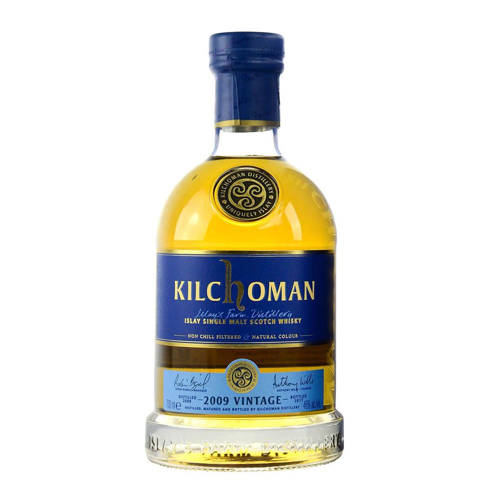 Kilchoman-2009-8yrs-Single-Malt-Scotch-Whisky