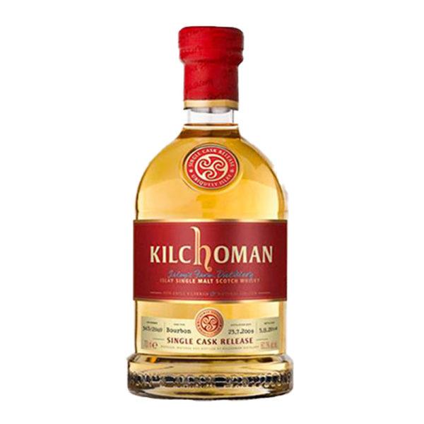 Kilchoman-Beija-Flor-6yrs-White-Label-Bourbon-Cask