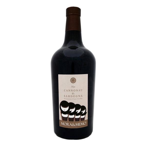 Mora Memo Cannonau Di Sardegna Doc 2015
