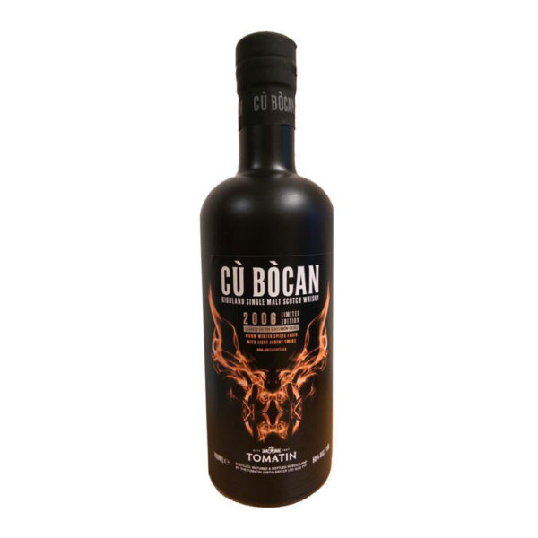 Cu-Bocan-2006-Limisted-Edition-Single-Malt--Scotch