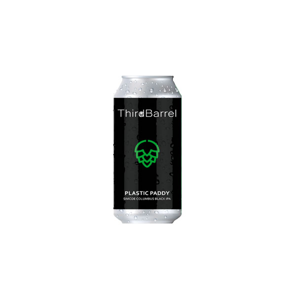 Thirdbarrel Plastic Paddy Black Ipa