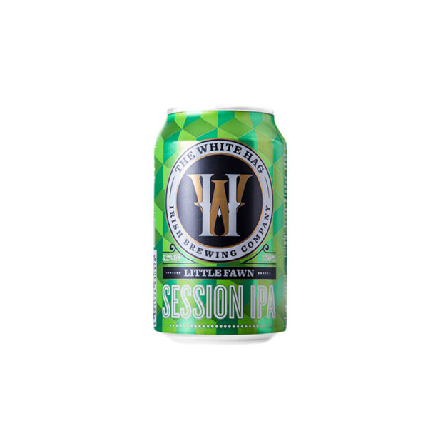 White Hag Little Fawn Session Ipa Lattine