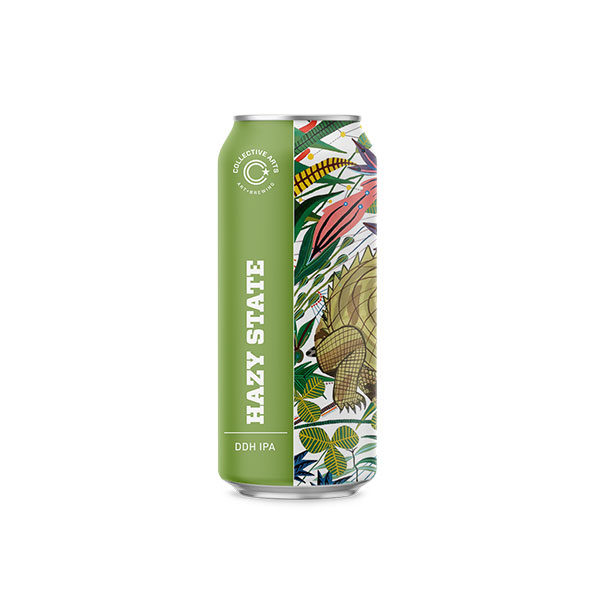 Collective Arts Hazy State Session Neipa 473ml