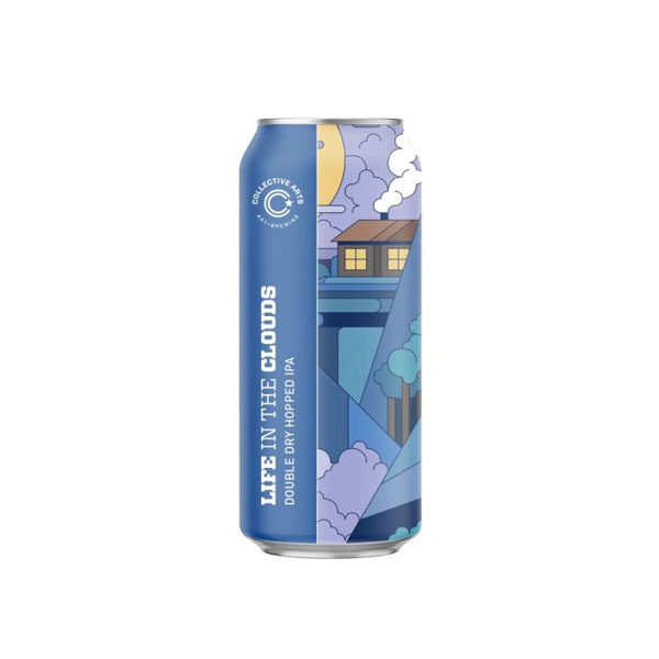 Collective Arts Life In The Cloud Neipa 473ml
