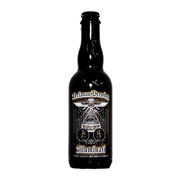 Leelanau Illuminati Bourbon Ba