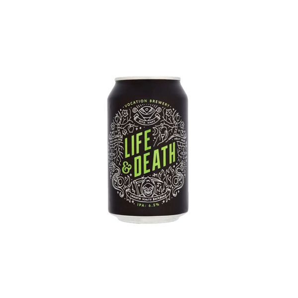 Vocation Brewery Life And Death 33cl