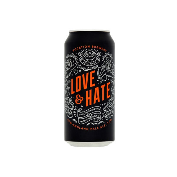 Vocation Brewery Love And Hate 44cl