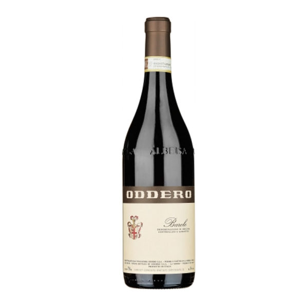 Oddero Barolo Brunate 2012