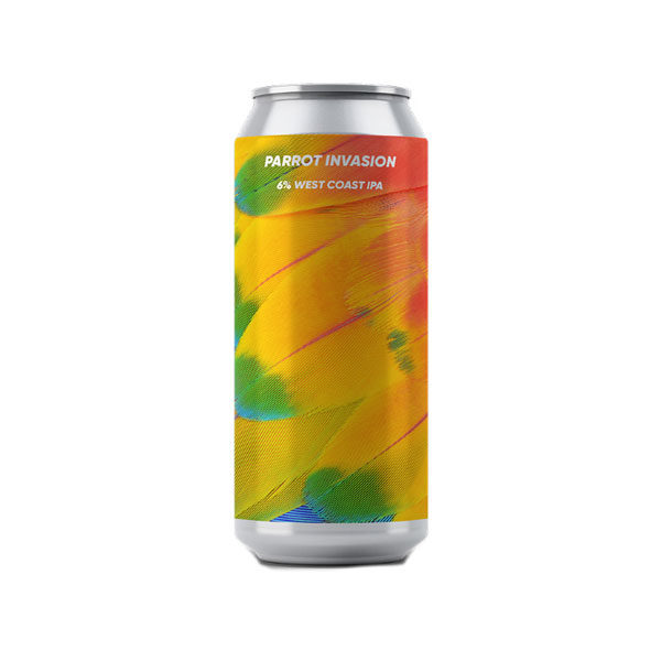 Rebels Parrot Invasion Ipa 40cl