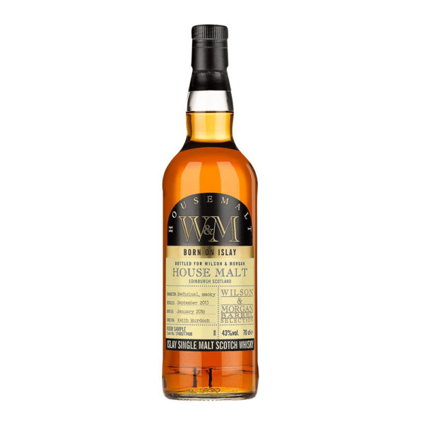 Wilson-Morgan-House-Malt-Single-Islay
