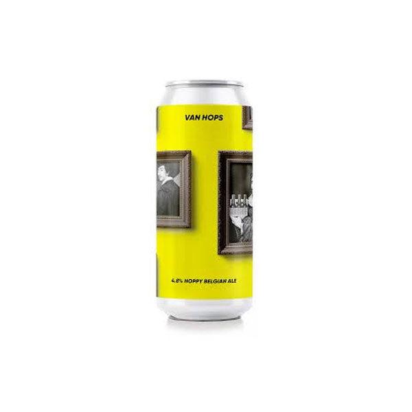Rebels Van Hops Hoppy Belgium Ale 4,5%
