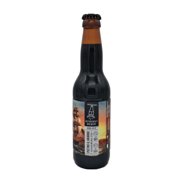 Rotorcraft Brewery Pietro Il Grande Imp Stout 33cl