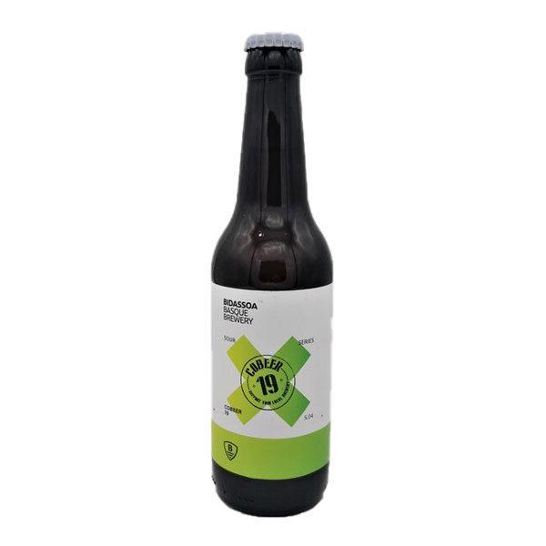 Bidassoa Basque Brewery Cobeer 19