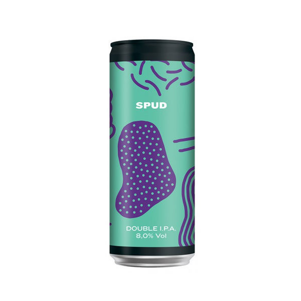 Jungle Juice Spud Double Ipa