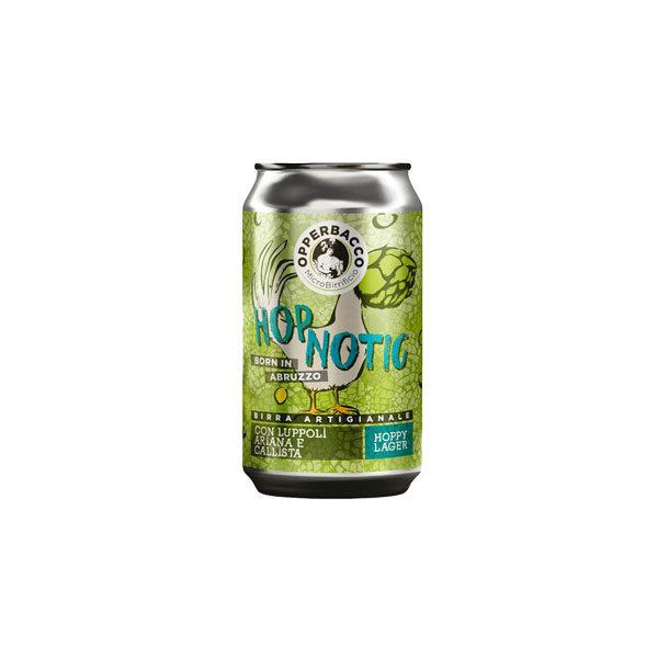 Nome prodotto Opperbacco Hopnotic 33cl Lattina
