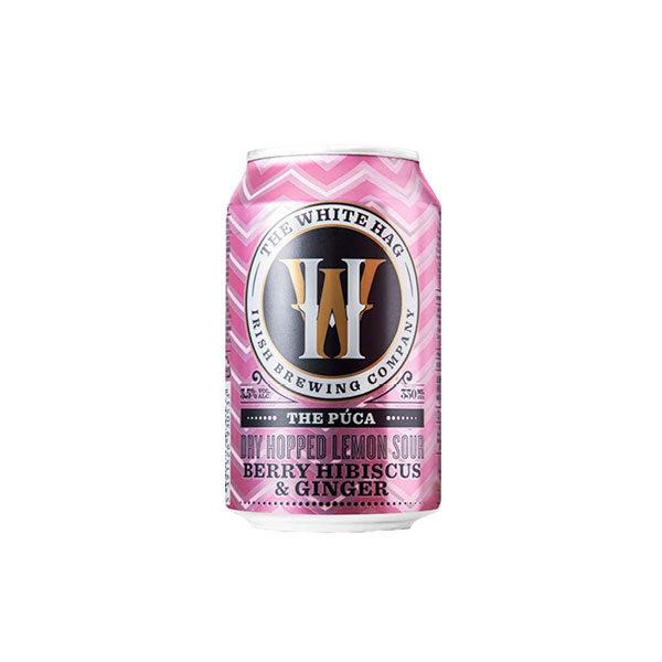 White Hag 'The Puca Berry' Offerta 10 lattine di birra