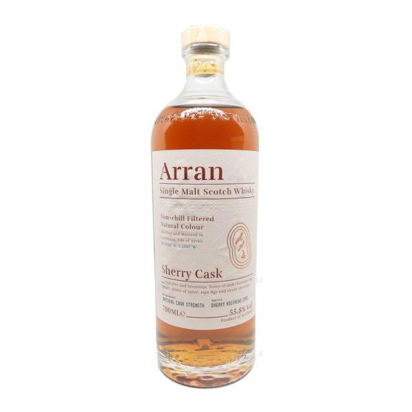Arran-Sherry-Cask-The-Bodega-Cask-Strenght