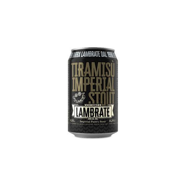 Lambrate Tiramisu Imperial Stout 33cl