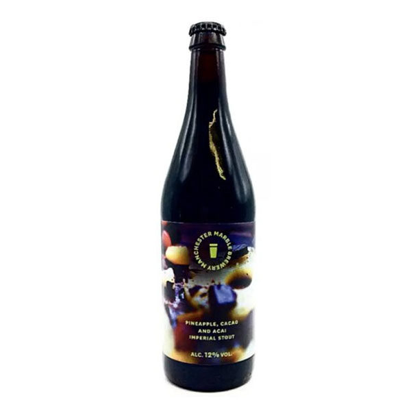 Marble Brewery Imperial Stout Pineapple Cacao Acai