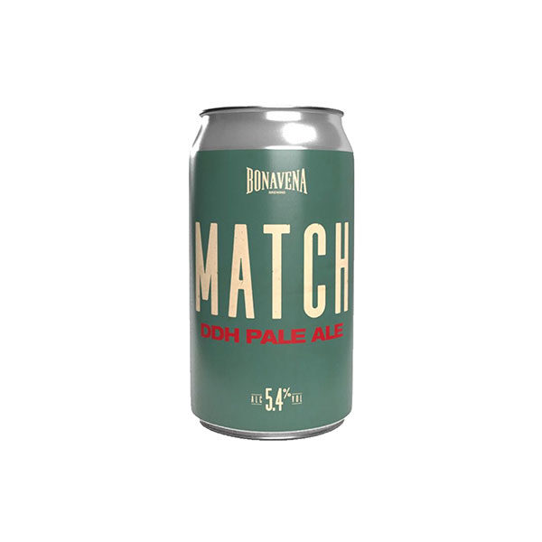 Bonavena Match Ddh Pale Ale