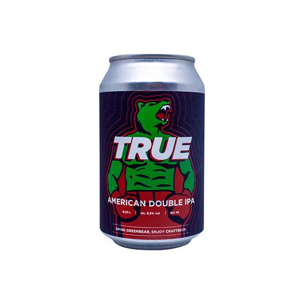 Orsoverde True American Double Ipa