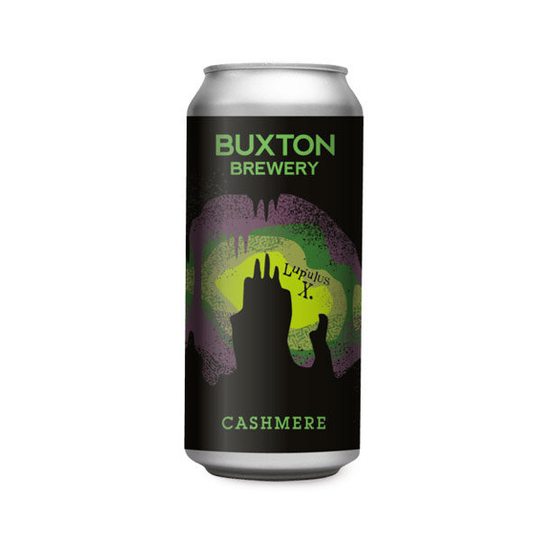 Buxton Brewery Cashmere Lupulus X Ipa