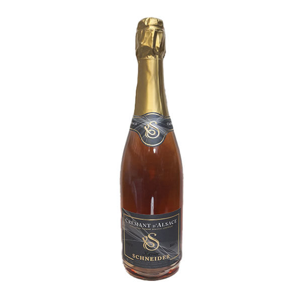 Schneider-Cremant-D'Alsace-Rosè