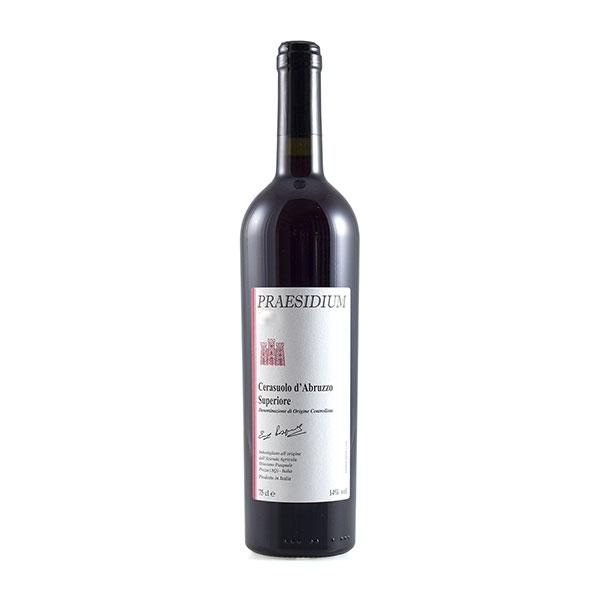 Praesidium-Cerasuolo-D'Abruzzo-Sup-2020